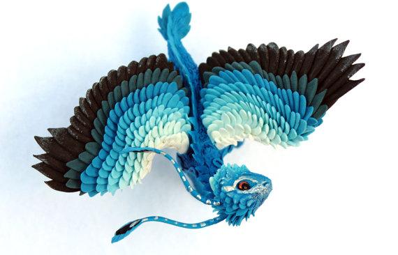 Little Dragon clipart sea dragon Dragon figurine Earth Little cute