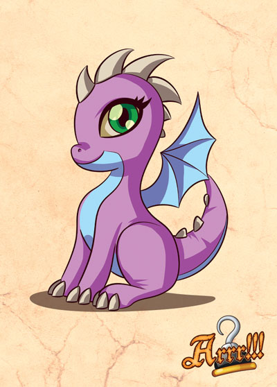 Little Dragon clipart small My Dragon Little on by