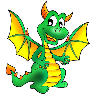 Little Dragon clipart small Graphics free Free Art dragons