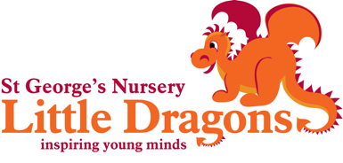 Little Dragon clipart st george Jersey Dragons Nursery Dragons Prep