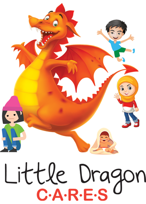 Little Dragon clipart st george Care are Dragon 'Little integrated