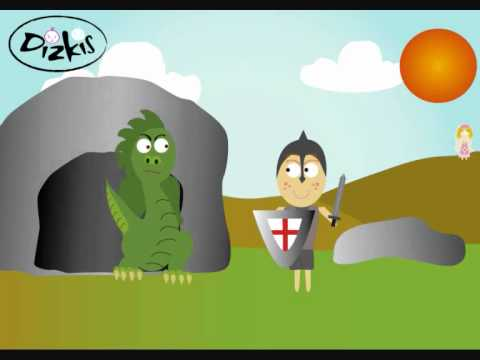 Little Dragon clipart st george And The Saint YouTube And