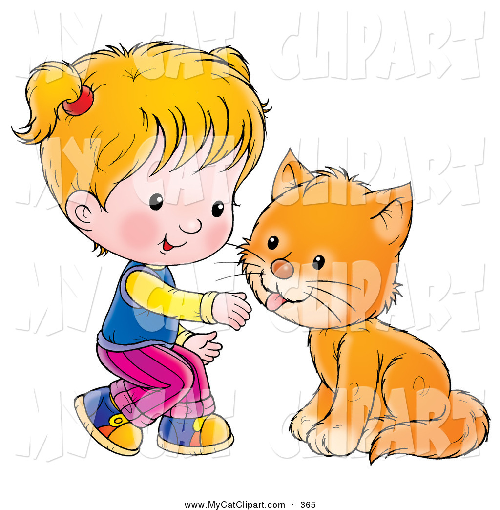 Pet clipart our Of to Blond Crouching a