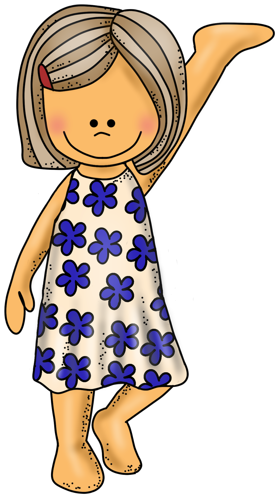Doll clipart six Clipart Sisters Cliparts Others collection