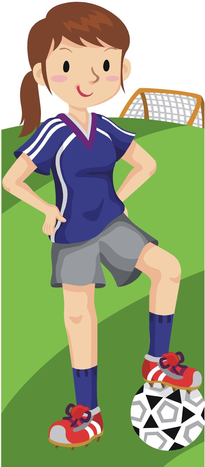 Club clipart middle school Free soccer Images ClipartMonk Art