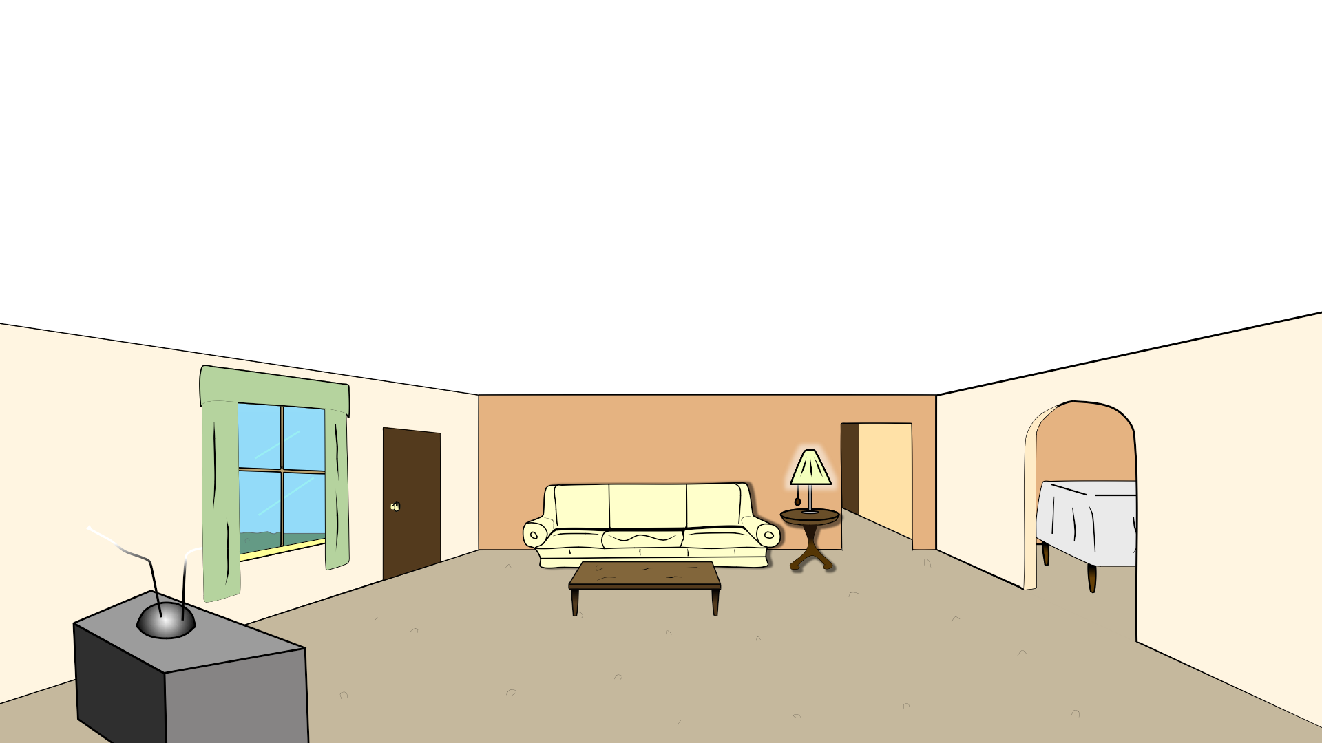 Living Room clipart animated  Tags wallpaper Animation Room