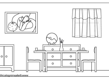 Living Room clipart art room For Room black room and