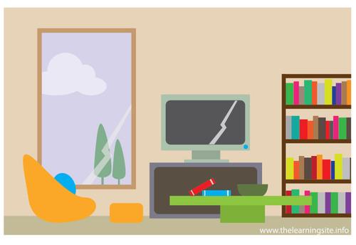 Living Room clipart art room Clip Living – Art Clipart
