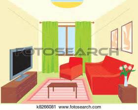 Living Room clipart boy room Search Cleaning Murals clip Clip