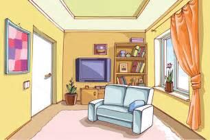 Living Room clipart cartoon Designs Eef Living Room Art