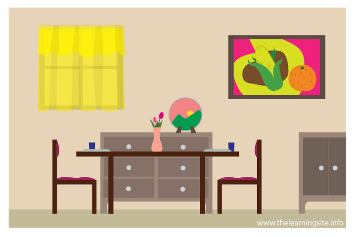 Lounge clipart dining room Room Clip living Table Room