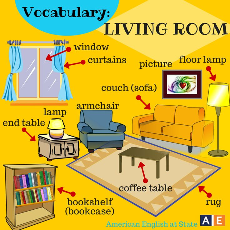 Room clipart esl #13