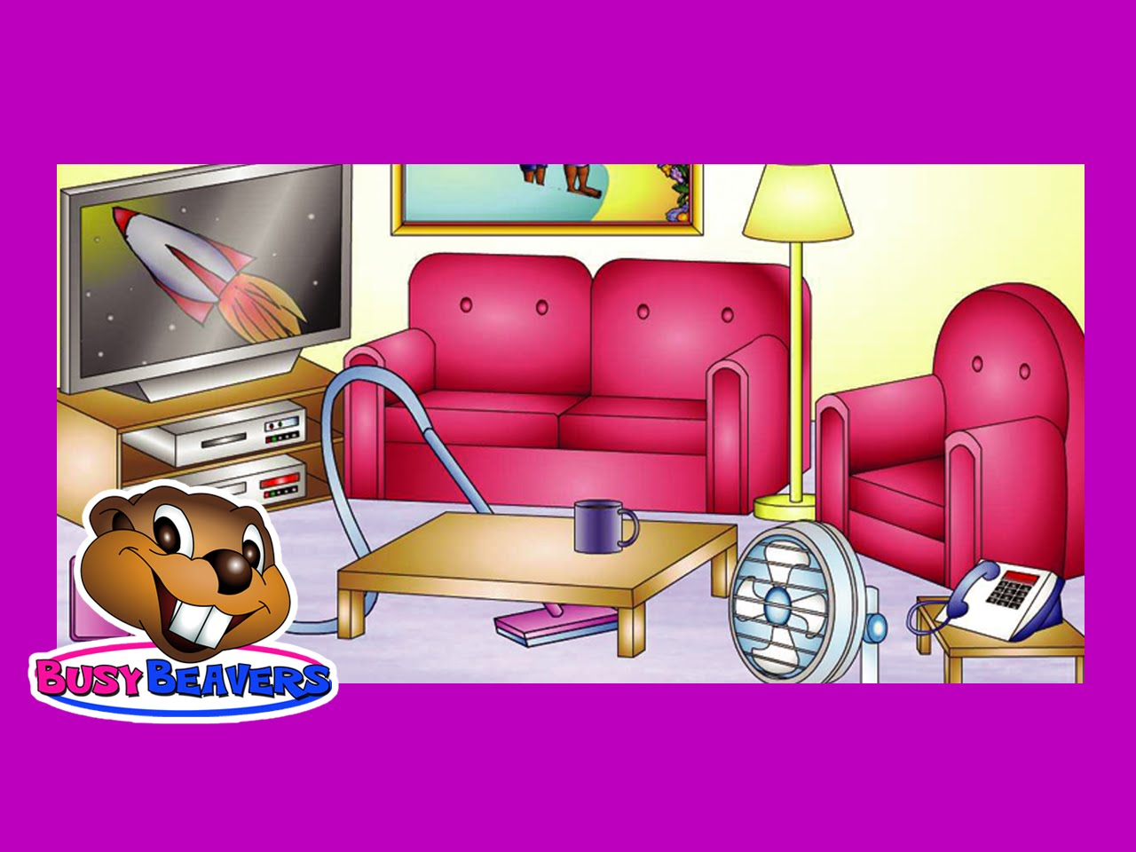 Room clipart esl #9