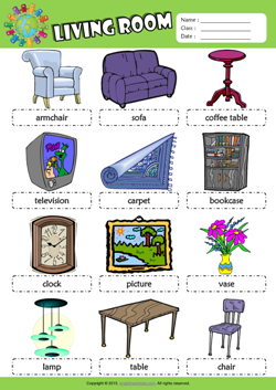 Room clipart esl #4