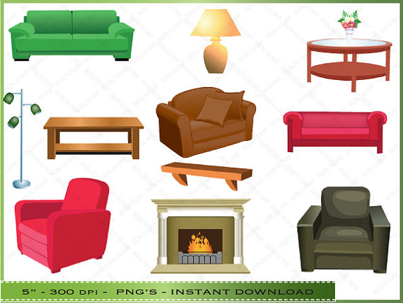 Cliparts Download Living Art Furniture