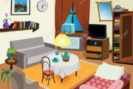 Living Room clipart living thing Google room Free things cliparts