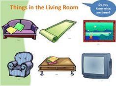 Living Room clipart living thing House of clipart inside rooms