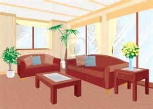 Living Room clipart lounge Room Living Cartoon room Living