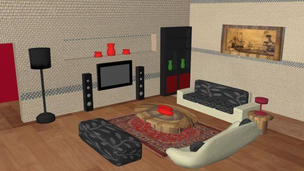 Living » » com Room