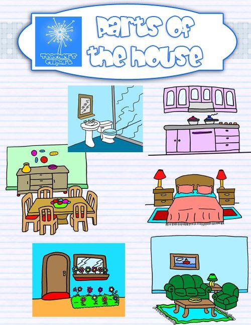 Living Room clipart my house Clipart Clip house Art Clip