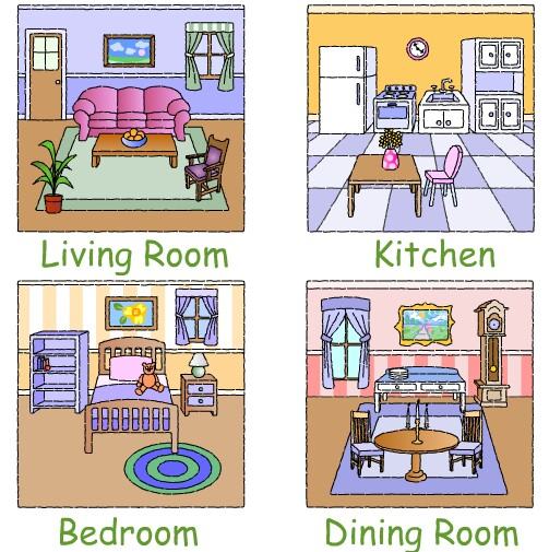 Living Room clipart my house #3