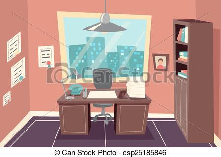 Room clipart office room #5