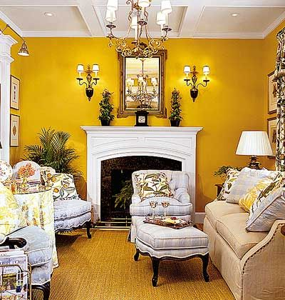 Living Room clipart rich family Yellow images Yellow Egg Room
