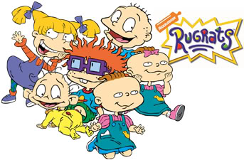 Living Room clipart rugrat Or middle The DeVilles' the