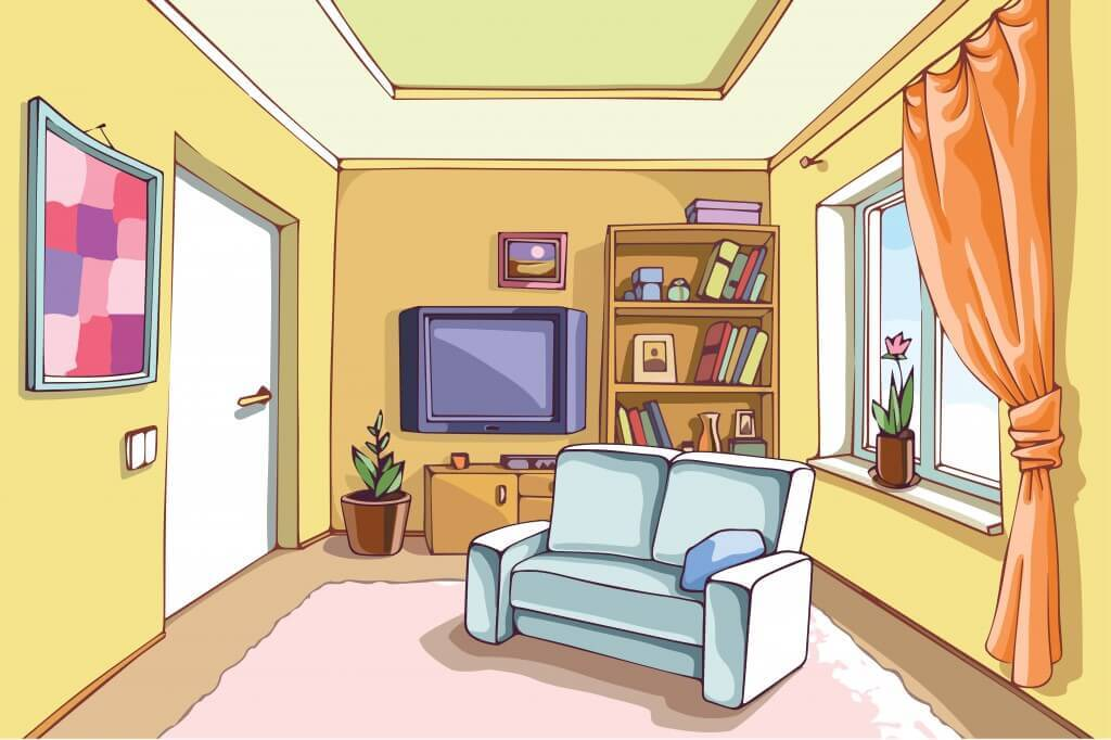 Living Room clipart sitting room Clipart clipart room ideas Sitting