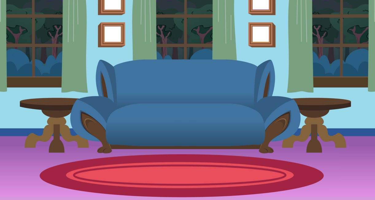 Living Room clipart vector By parants Room Living background