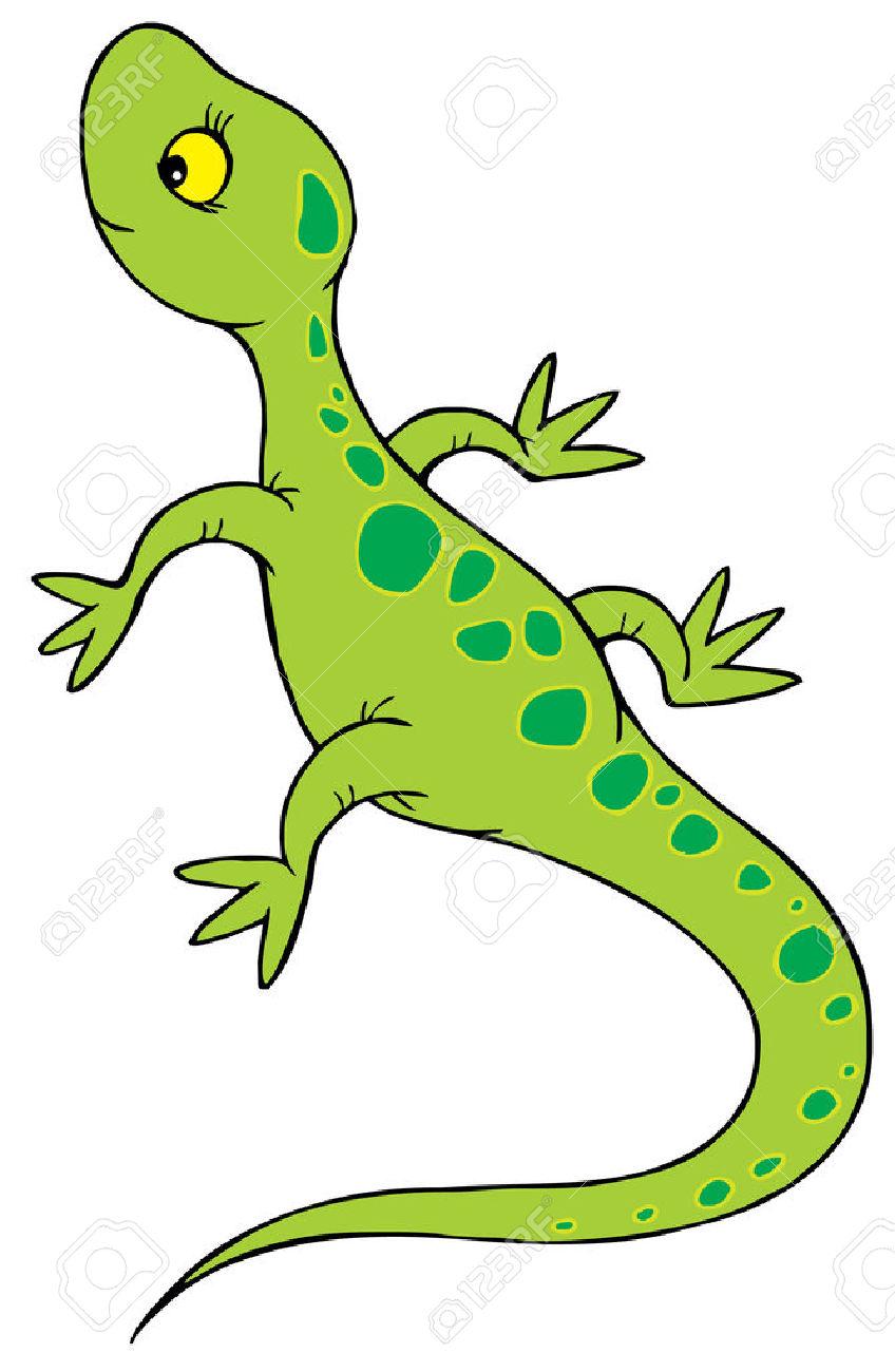 Lizard clipart Lizard WikiClipArt clipart clipart clipart