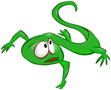 Lizard clipart Animals #8157 Best « Lizard