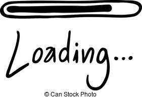 Loading clipart Vector message of clipart Creative