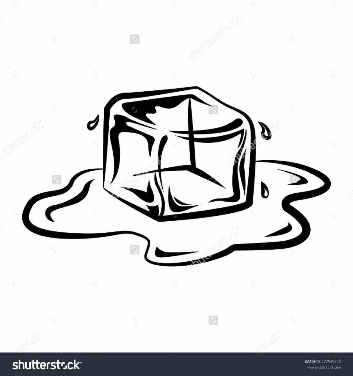 Loading clipart black and white Ice s cube download black