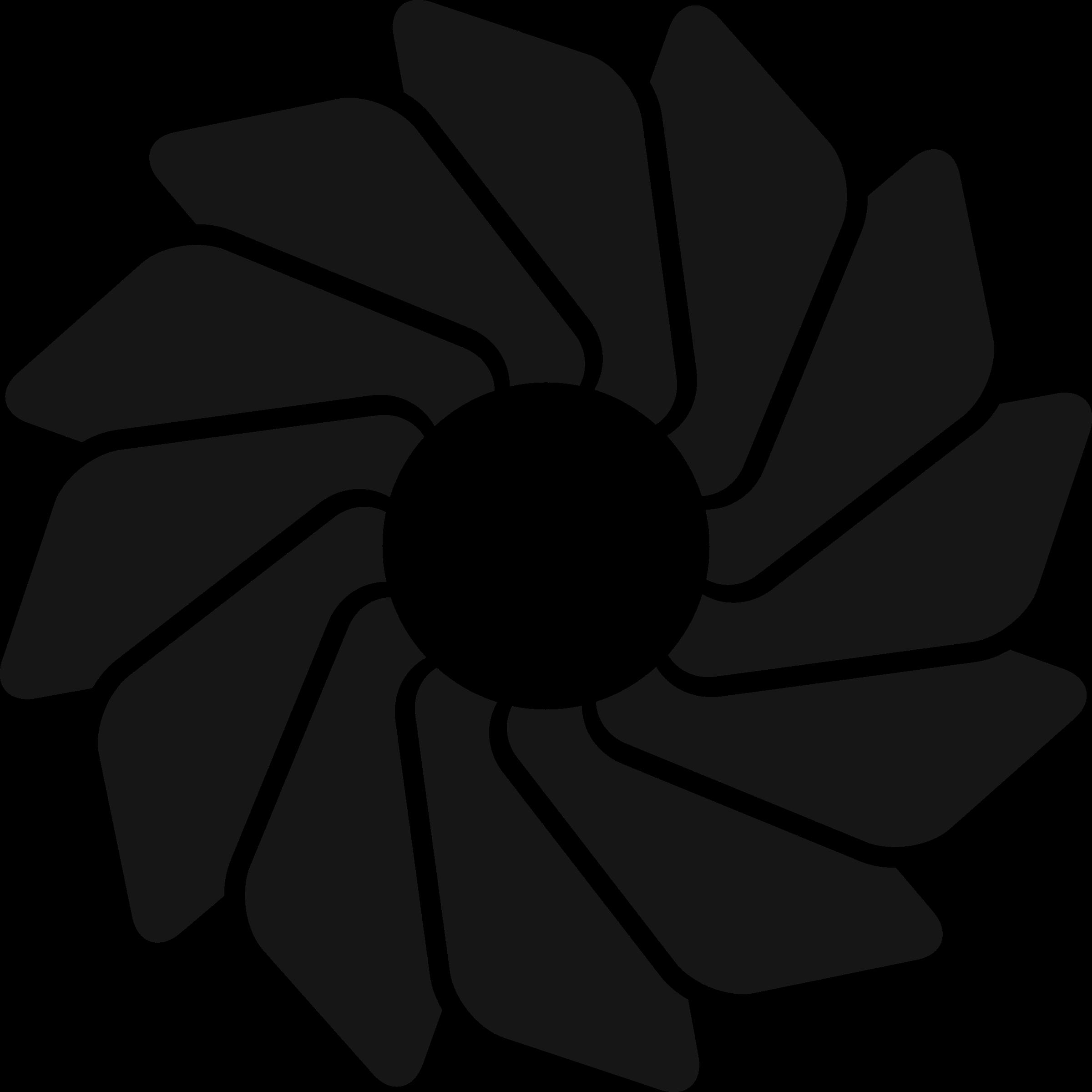 Loading clipart black and white Wheel Modern Loading Icon Wheel