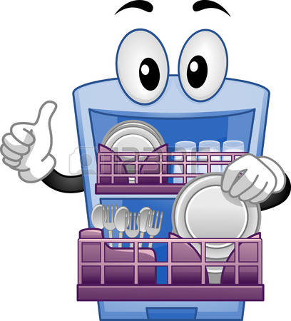 Loading clipart empty dishwasher Empty their because the my