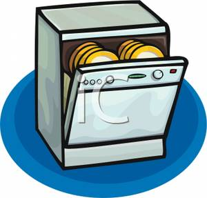 Loading clipart empty dishwasher Clipart Dishwasher Load cliparts Dishwasher