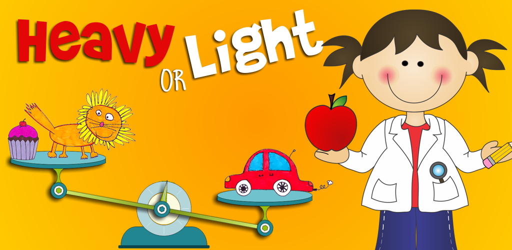 Loading clipart heavy light Game: Heavy or co Appstore