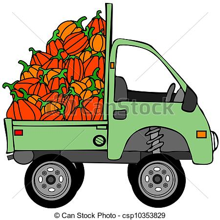Loading clipart loaded truck (34+) Clipart Load Load clipart