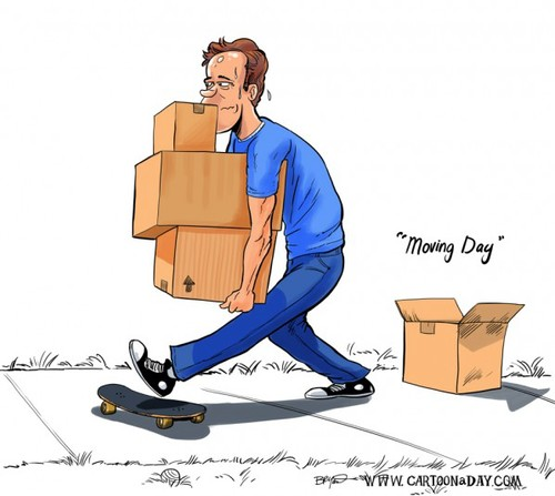Loading clipart moving day Day maker TN Moving have