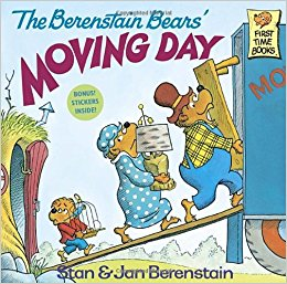 Loading clipart moving day Berenstain Jan The Moving Bears'