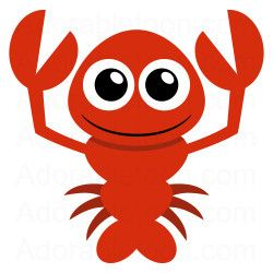 Lobster clipart Clipart Lobster Free Cute Pictures