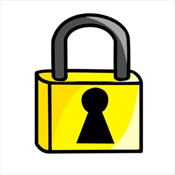 Lock clipart gold Free Free Photos Images Graphics