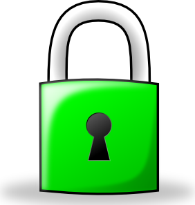 Lock clipart gold Locked Clipart Clipart Free Clipart