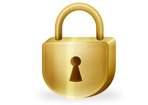 Lock clipart gold Lock Panda Images Clipart Clipart