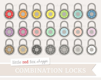 Lock clipart cute Vintage and Lock Metal Door