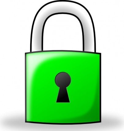 Lock clipart cute Word Zone Cliparts clipart Lock