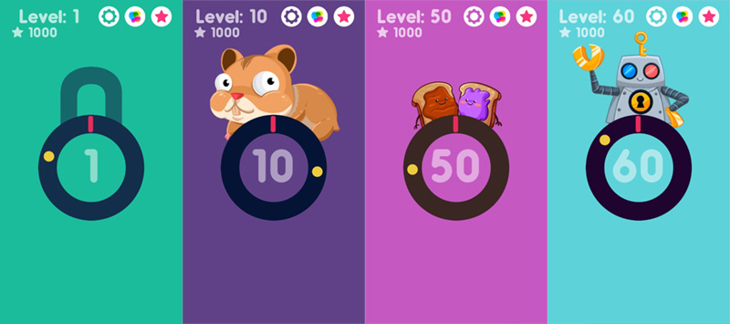 Lock clipart game HTML5 game already Path in