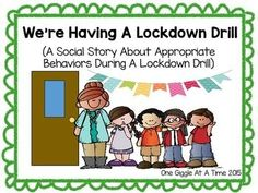 Lock clipart lockdown drill We're Lockdown Social (A School
