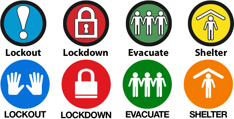 Lock clipart lockdown drill Image drill art clip lockdown